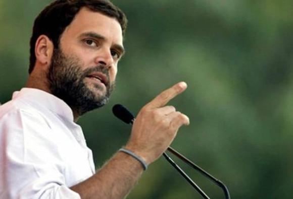 Rahul Gandhi Hits Out At PM Modi Over President's Rule in Uttarakhand