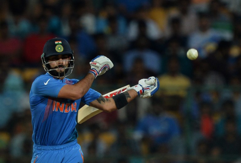RECORD: Kohli is the Fastest player to reach 1500 T20I runs