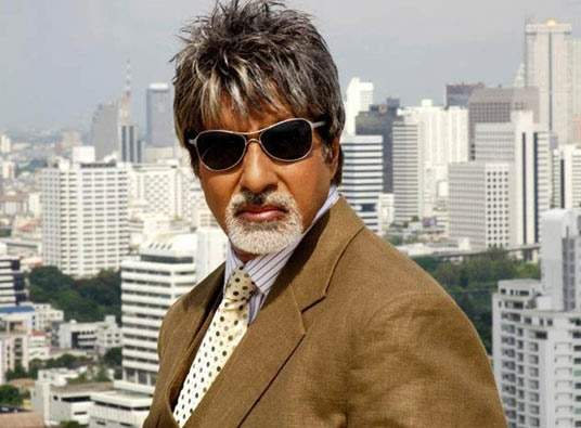 Amitabh Bachchan to appear as james bond on magazine cover