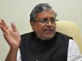 बिहार में मध्यावधि चुनाव के पक्ष में नहीं बीजेपी : सुशील मोदी