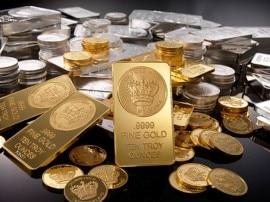 GOLD के दाम में हल्की तेजीः चांदी की कीमत में दिखी गिरावट