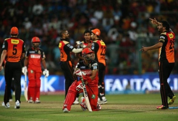कोहली का सपना टूटा, सनराइजर्स बना आईपीएल चैंपियन