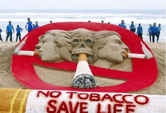 World No Tobacco Day : 114 people killed in the country every hour from tobacco