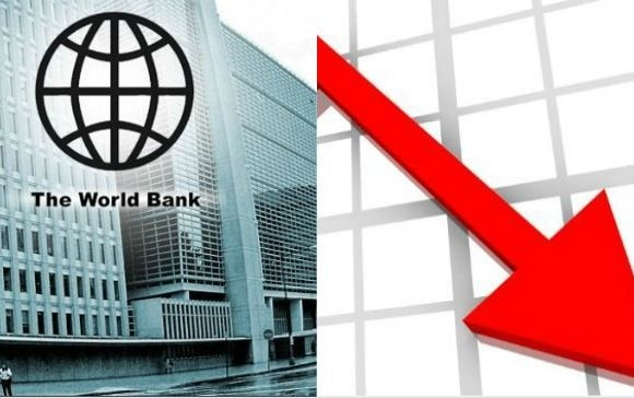 world bank says decline in INDIAN GDP is temporary
