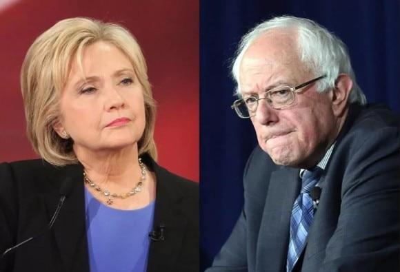 Bernie Sanders ,hillary clinton ,March Against Hillary Clinton,हिलरी क्लिंटन,पार्टी,बगावत,सड़क,समर्थक