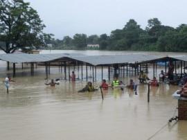 नेपाल, भारत और बांग्लादेश में बाढ़ से 'डेढ़ करोड़' से अधिक लोग प्रभावित: रेड क्रॉस