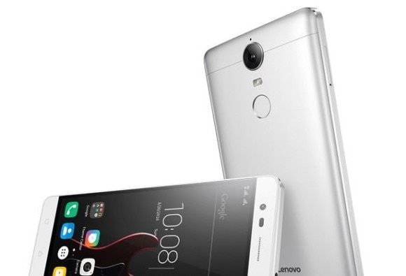 Lenovo Vibe K5 Note with 5.5-inch 1080p display launched