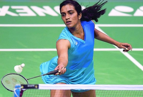 TOISA: PV Sindhu became the best player of the year