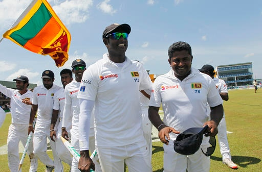 Angelo Mathews, Rangana Herath