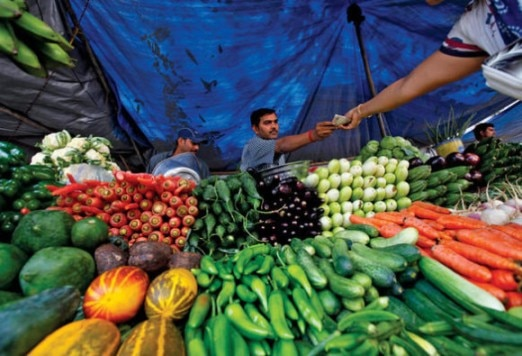 inflation decreased in April, Consumer price and wholesale price index both came down