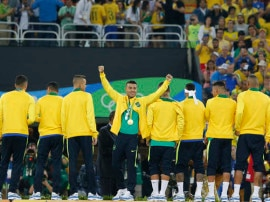 RIO 2016: जर्मनी को पटक नेमार ने दिलाया ब्राजील को गोल्ड