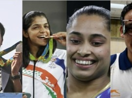 सिंधु, साक्षी, दीपा और जीतू राय को मिलेगा खेल रत्न पुरस्कार