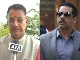 एयरपोर्ट पर भिड़े रॉबर्ट वाड्रा और शक्तिमान की टांग तोड़ने के आरोपी गणेश जोशी: सूत्र