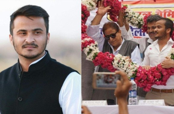 Azam Khan's son and SP MLA Abdullah Azam accused of having two PAN Cards
