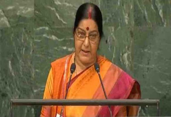 सुषमा ने दुनिया को दिये पाकिस्तान की पोल खोलने वाले 5 तथ्य