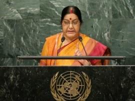 सुषमा स्वराज ने पाकिस्तान को दिखाया आईना, सोशल मीडिया पर जमकर हुई तारीफ