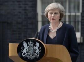 ब्रिटेन की पीएम टेरीजा मे ने की घोषणा, जून में होगा आम चुनाव