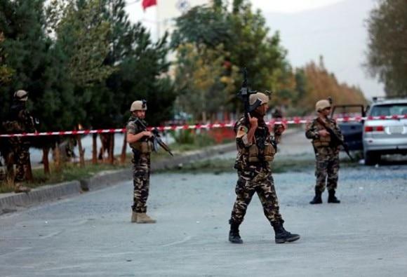 अफगानिस्तान: काबुल में मुहर्रम पर दरगाह में हमले में 14 लोगों की मौत