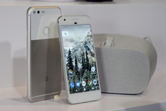 GeekBench score of upcoming Google Pixel smartphone