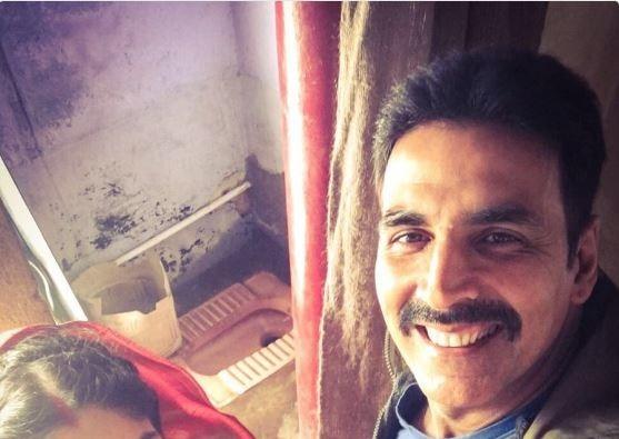 Toilet ek prem katha : Akshay Kumar says, there is 3 cut not 8