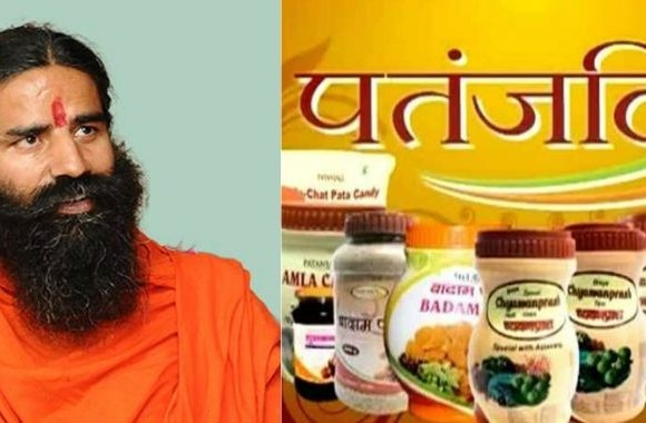 PATANJALI made a place in country top 10 influncial brands