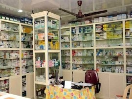 दवाओं की ब्रिक्री को लेकर 'सख्त' नियमों के विरोध में आज पूरे देश में दवा की दुकानें बंद