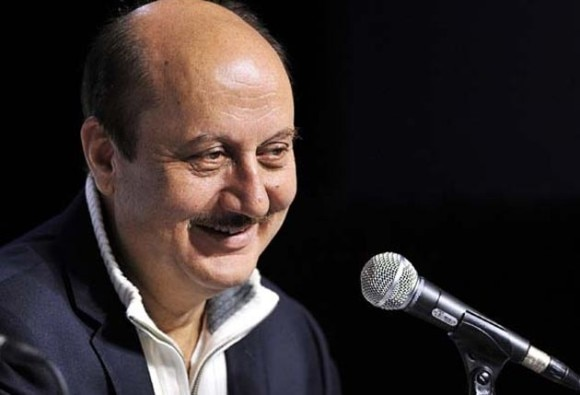 Anupam kher tweets after his appointment as FTII Chairman
