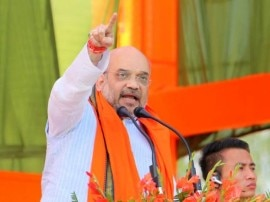 यूपी चुनाव: इलाहाबाद में BJP कार्यकर्ताओं पर भड़के अमित शाह, मंच से ही लगाई फटकार