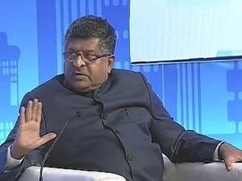 नोटबंदी: रविशंकर बोले नोटबंदी से कालेधन पर चोट, भारत बदलने की तेज शुरुआत