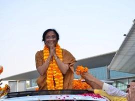 रीता बहुगुणा जोशी ने किया लोकसेवा आयोग की भर्तियों में CBI जांच का वादा