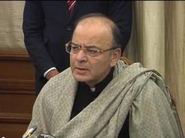 राज्यों को नुकसान पर मुआवजा कानून मसौदे को GST काउंसिल की मंजूरीः जेटली