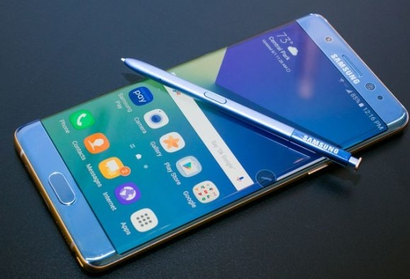 Refurbished Samsung Galaxy Note 7R is now on sale in China