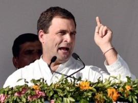 मोदी सरकार के बजट पर जमकर बरसे कांग्रेस उपाध्यक्ष राहुल गांधी