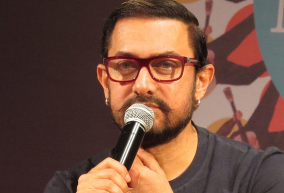 Bollywood superstar Aamir Khan upset as he will miss watching Jagga Jasoos