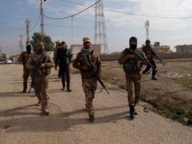 आईएस ने इराकी सुरक्षा बलों पर रासायनिक हथियार से हमला किया: सेना