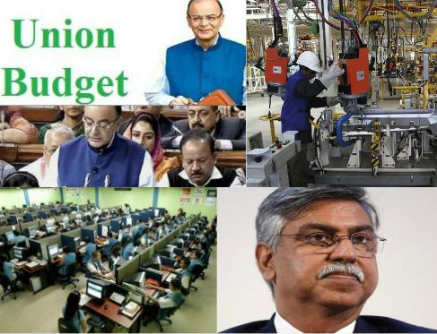 BUDGET 2017: Industry is happy with budget 2017, says budget is balanced
