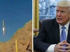 अमेरिका ने मिसाइल टेस्ट के बाद ईरान को 'नोटिस पर' रखा
