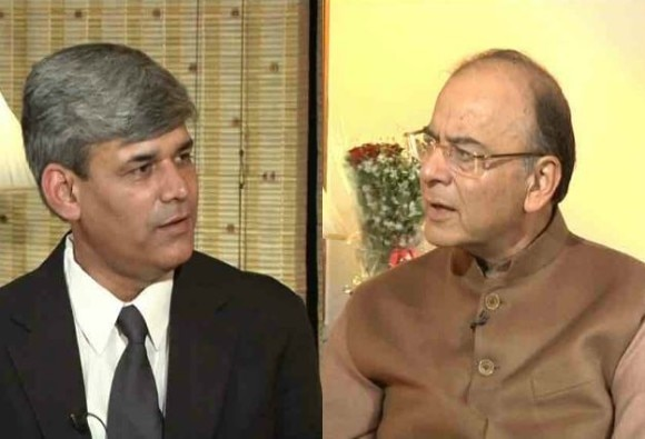 arun jaitley exclusive interview to abp news after budget 2017