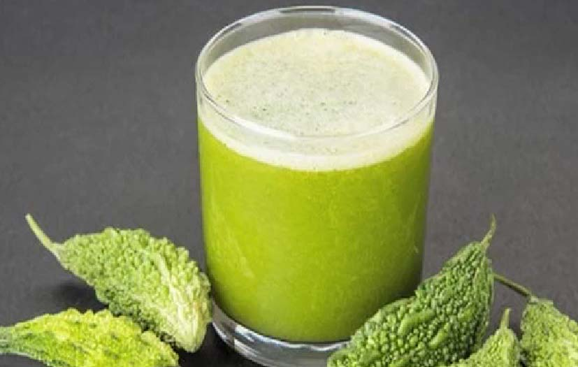Karela Juice In English