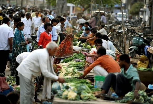 India's wholesale price inflation at 6.55% in February 2017