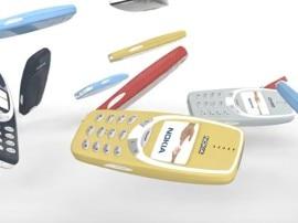 नोकिया के 3310 सीरीज फोन के नए अवतार की पहली झलक!