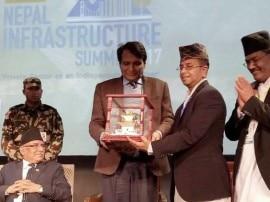 इंफ्रास्ट्रक्चर के लिए नेपाल को 34 करोड़ डालर का आसान कर्ज देगा भारत