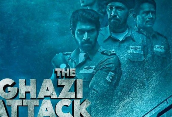 Box Office: 'Ghazi Attack' Collects 15.75 Crores In First Weekend