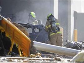 ऑस्ट्रेलिया: शॉपिंग सेंटर में क्रैश हुआ विमान, पांच लोगों की मौत