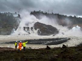 कैलिफोर्निया में भीषण तूफान, इस साल मचाई सबसे ज्यादा तबाही!