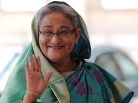 बांग्लादेश की पीएम शेख हसीना ने कहा-