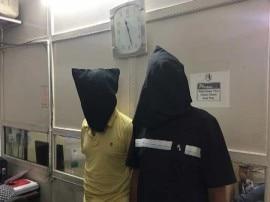 गुजरात एटीएस ने ISIS के दो संदिग्धों को किया गिरफ्तार, दोनों सगे भाई