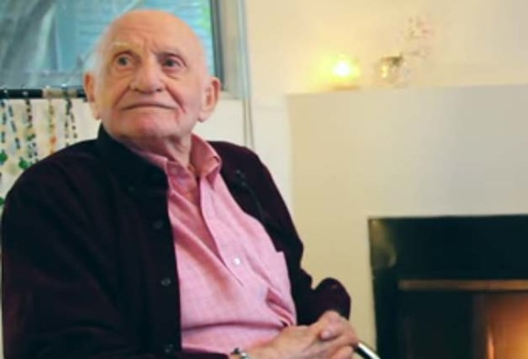 Grandfather comes out as gay at 95
