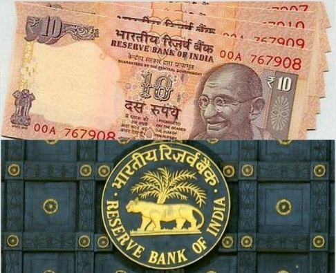 RBI to release new Rs 10 notes