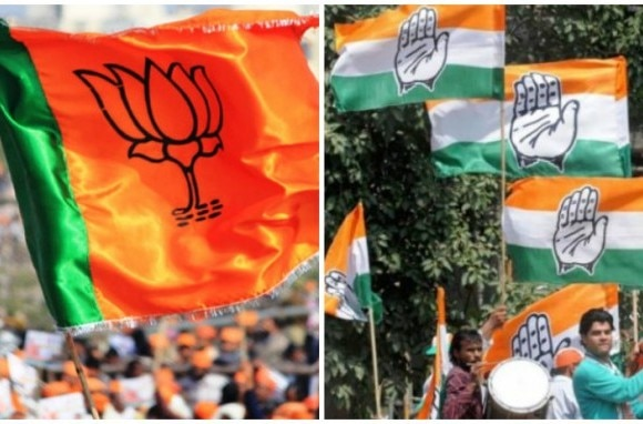 Manipur: BJP and Congress to lock horns over election to lone Rajya Sabha seat